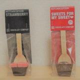 【バレンタイン】ホットチョコレートスプーンはホットミルクやコーヒーに入れるオシャレなスプーン!